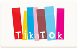 Sell Tikatok Gift Card