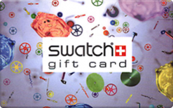 Sell Swatch Gift Card