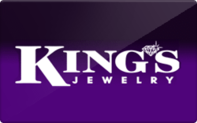 Buy King's Jewelry Gift Card