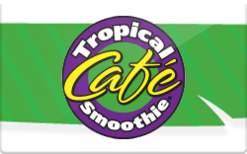 Sell Tropical Smoothie Gift Card