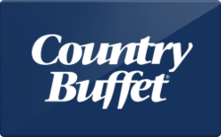Sell Country Buffet Special (2 $10) Gift Card