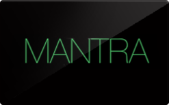 Buy Mantra Gift Card