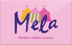 Sell Mela Modern Indian Cuisine Gift Card