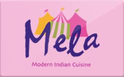 Buy Mela Modern Indian Cuisine Gift Card