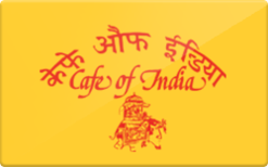 Sell Cafe of India Gift Card