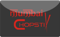 Sell Mumbai Chopstix Gift Card