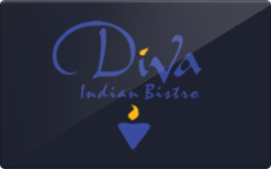 Sell Diva Indian Bistro Gift Card