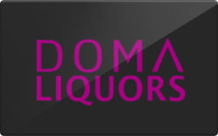 Sell Doma Liquors Gift Card
