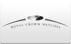 Buy Royal Crown Watches Gift Card