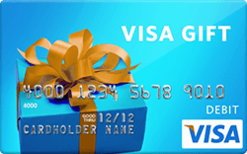 Sell Visa Gift Card
