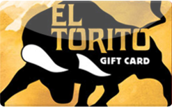 Sell El Torito Gift Card