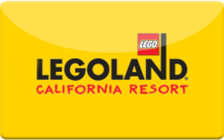 Sell Legoland California Resort Gift Card