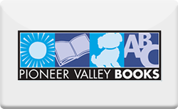 Buy Pioneer Valley Books Gift Card