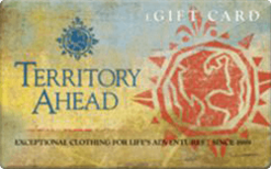 Sell Territory Ahead Gift Card