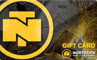 Buy Northern Tool + Equipment Gift Card
