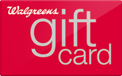 Buy Walgreens Gift Card