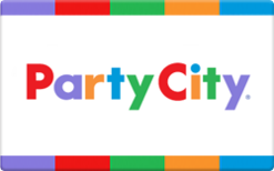 Buy Party City Gift Card