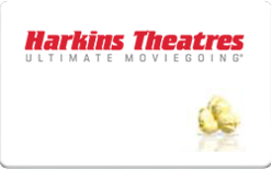 Sell Harkins Theatres Gift Card