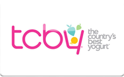 Sell TCBY Gift Card
