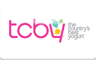 Buy TCBY Gift Card