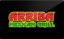 Sell Arriba Mexican Grill Gift Card