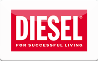 Buy Diesel Gift Card