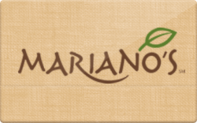 Buy Mariano's Grocery Gift Card