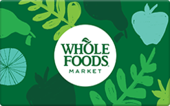 Sell Whole Foods Market® (Physical) Gift Card