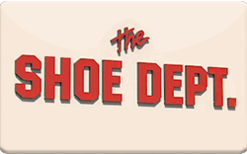 Sell Shoe Dept. (In Store Only) Gift Card