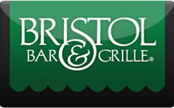 Sell Bristol Bar and Grille Gift Card