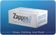 Buy Zappos Gift Card