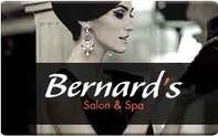 Buy Bernard's Salon and Spa Gift Card