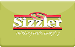 Sell Sizzler Gift Card