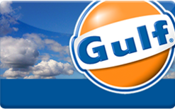 Buy Gulf Oil Gift Card