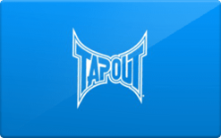 Sell TapouT Gift Card