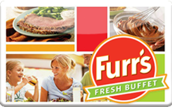 Sell Furr's Fresh Buffet Gift Card