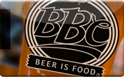 Sell Bluegrass Brewing Company Gift Card