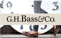 Buy Bass Shoes Gift Card