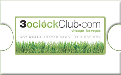 Sell 3oclock Club Gift Card