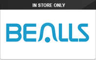 Buy Bealls Florida (In Store Only) Gift Card