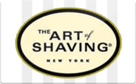 Buy The Art of Shaving Gift Card