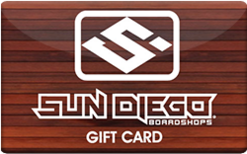 Sell Sun Diego Boardshops Gift Card