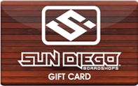 Buy Sun Diego Boardshops Gift Card