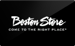 Sell Boston Store Gift Card