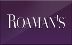 Sell Roaman's Gift Card