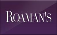Buy Roaman's Gift Card