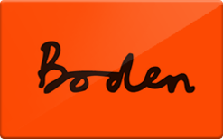 Sell Boden USA Gift Card