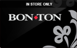 Sell Bon-Ton (In Store Only) Gift Card