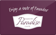 Buy Paradise Bakery & Cafe Gift Card