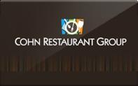 Buy Cohn Restaurants Gift Card